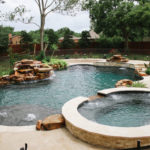 winter swimming pools