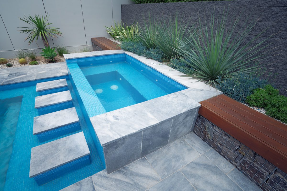 Image of: Why Concrete Spa Pools Are The Right Choice