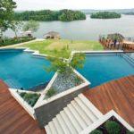 concrete swimming pools