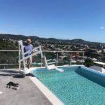 Disability Pool Lift